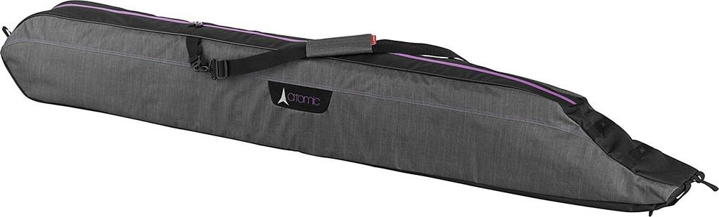 Atomic Atomic W Single Ski Bag Padded Heather Grey adj 165-185cms