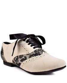 Iron Fist Lovelace Oxford Flat