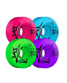 Bones Wheels OG 100's Party Pk