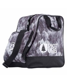 Picture Forest Print Boot Bag