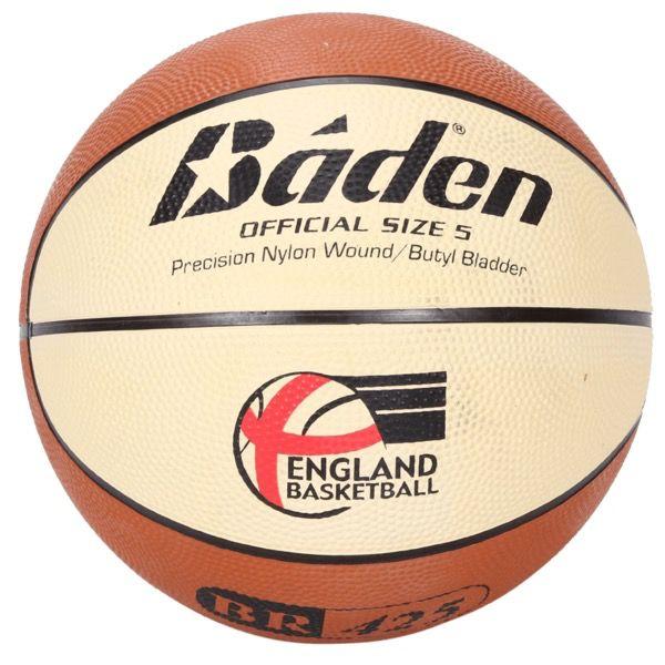Baden Elite Basketball + EB Logo