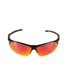 Aspex Raven Glass Black/Red Frame inc Red/Yell/Clear Lens