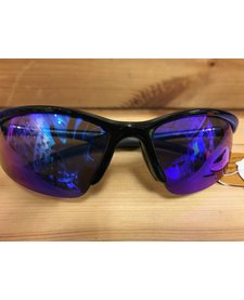 Aspex Tiger Glass Black/Royal Frame inc Orange/Blue Lens