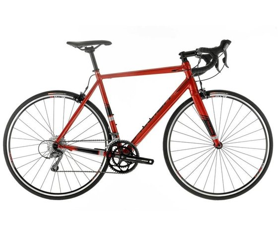 Raleigh Raleigh Criterium 700c Red Road Bike