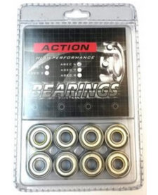Bearings Abec 5 (Pack of 8)
