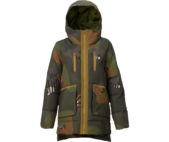 Burton Burton Womens King Pine Jacket