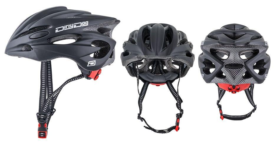 Dirty Dog Dirty Dog Trident Bike Helmet