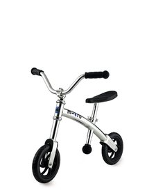 Micro Scooter Chopper Silver