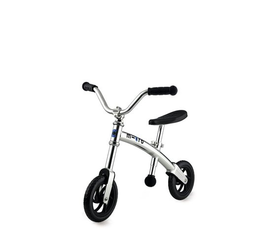 Micro Scooter Micro Scooter Chopper Silver