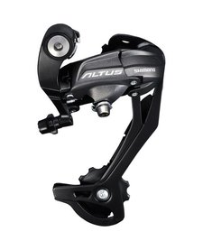 RD-M370 Altus rear derailleur, 9-speed, SGS, black