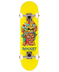 Rocket Complete Skateboard Mini Mask