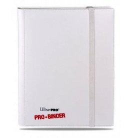 UP - Pro Binder UP - Pro-Binder - 9-Pocket Portfolio - White on White