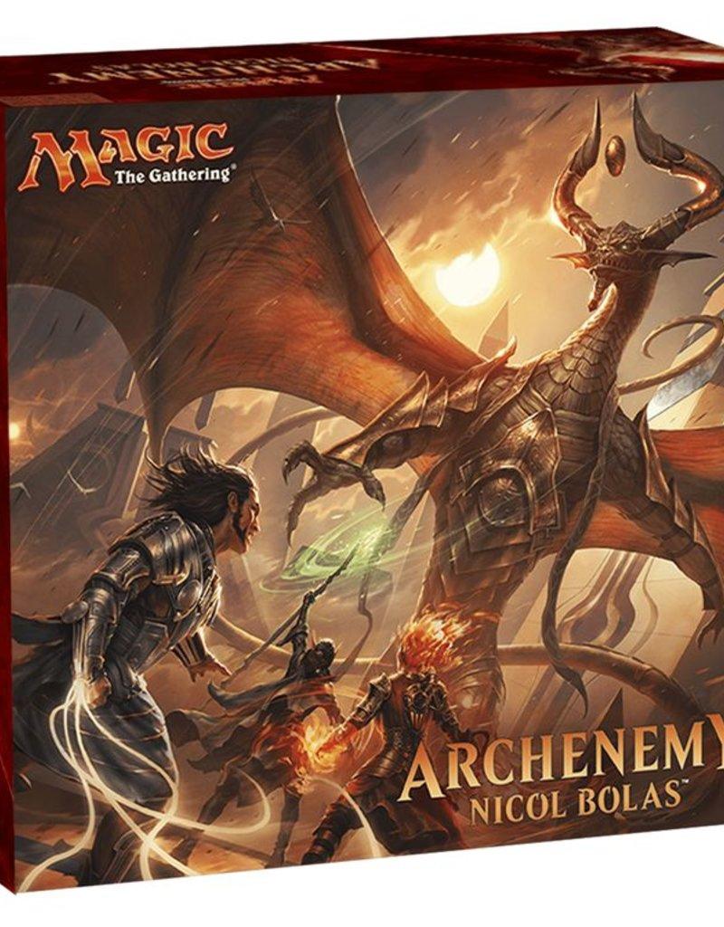 MTG - Archenemy MTG - Archenemy: Nicol Bolas - EN