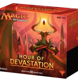 MTG - Hour of Devastation MTG - Hour of Devastation Bundle - EN