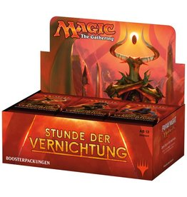 MTG - Hour of Devastation MTG - Stunde der Vernichtung Booster Display (36 Packs) - DE