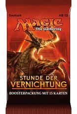 MTG - Hour of Devastation MTG - Stunde der Vernichtung Booster - DE