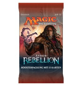 MTG - Aether Revolt MTG - Äther-Rebellion Booster - DE