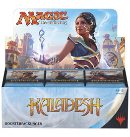 MTG - Kaladesh MTG - Kaladesh Booster Display (36 Packs) - DE