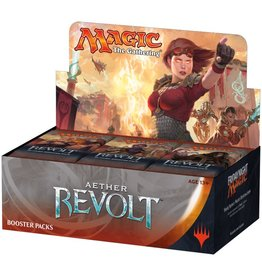 MTG - Aether Revolt MTG - Aether Revolt Booster Display (36 Packs) - EN