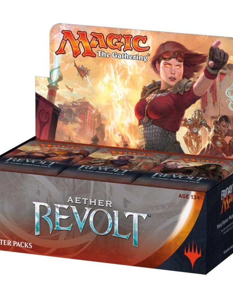 MTG - Aether Revolt MTG - Aether Revolt Booster Display (36 Packs) - EN