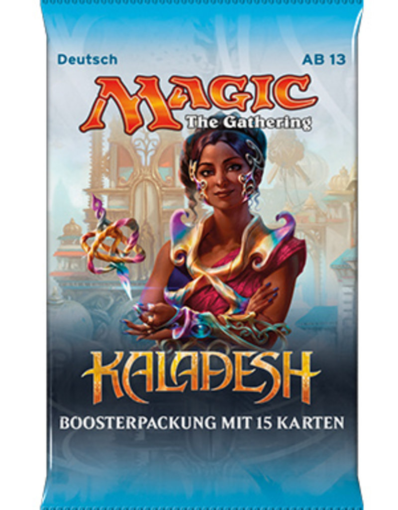 MTG - Kaladesh MTG - Kaladesh Booster - DE