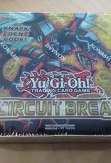 YGO - Circuit Break YGO - Circuit Break - Booster Display (24 Packs) - DE
