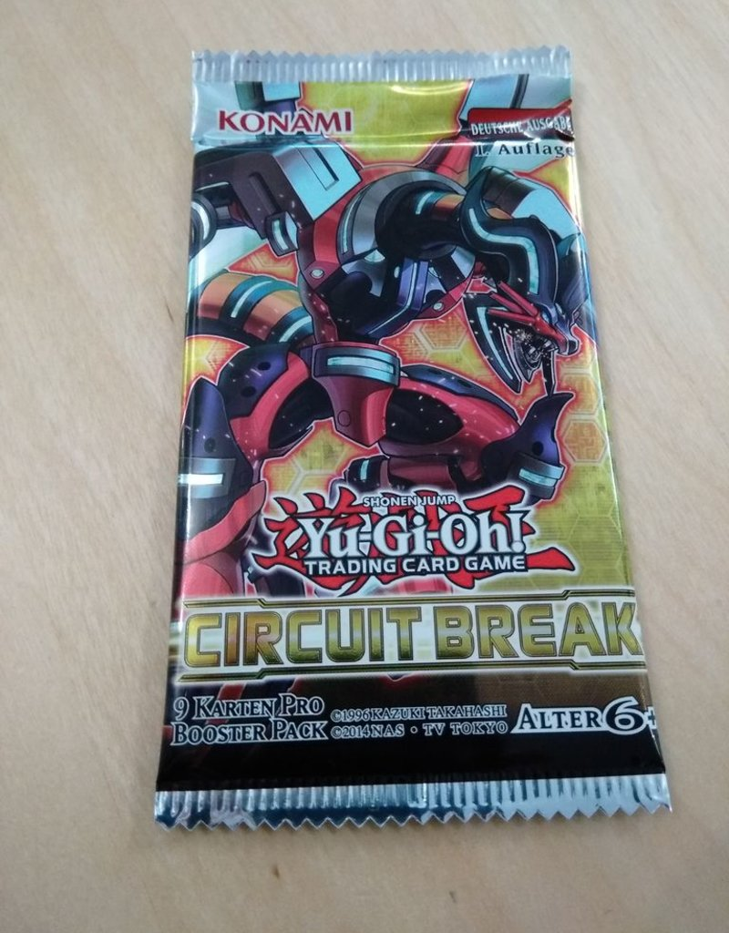YGO - Circuit Break YGO - Circuit Break - Booster - DE