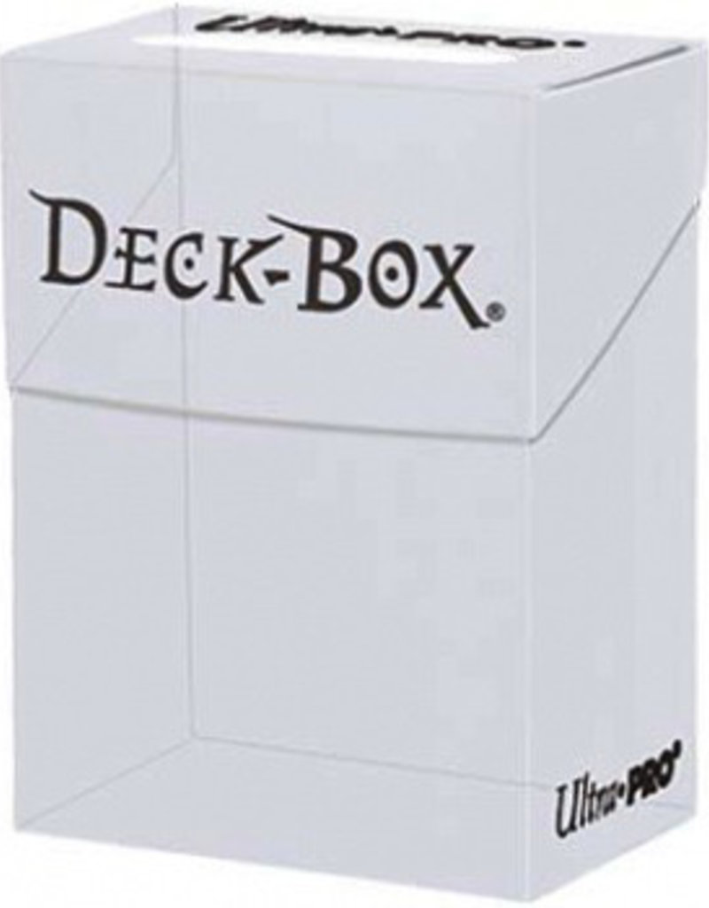 UP - Deck Box Solid UP - Deck Box Solid - Clear