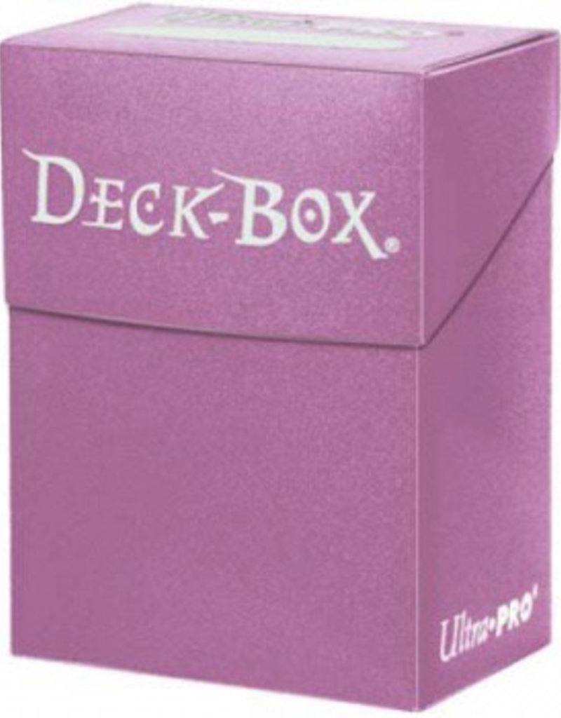 UP - Deck Box Solid UP - Deck Box Solid - Pink