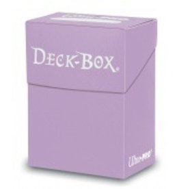 UP - Deck Box Solid UP - Solid Deck Box - Non Glare - Lilac