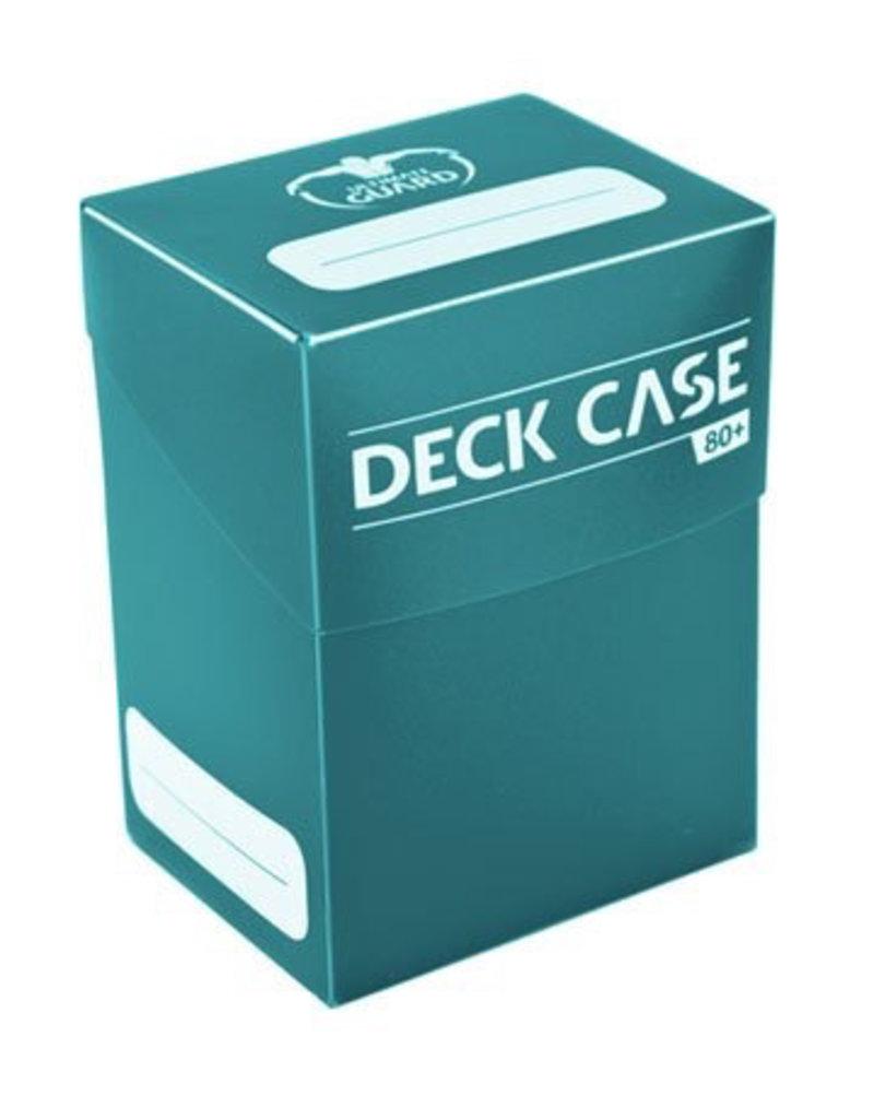 UG - Deckboxen Ultimate Guard Deck Case 80+ Standardgröße Petrolblau