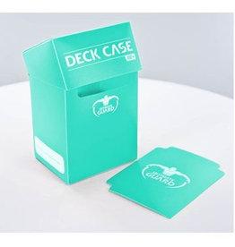 UG - Deckboxen Ultimate Guard Deck Case 80+ Standardgröße Türkis