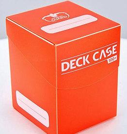UG - Deckboxen Ultimate Guard Deck Case 100+ Standardgrösse Orange