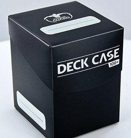 UG - Deckboxen Ultimate Guard Deck Case 100+ Standardgrösse Schwarz