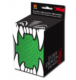 Legion - Deckbox Legion - Deckbox - Hoard - Elder Dragon - Green