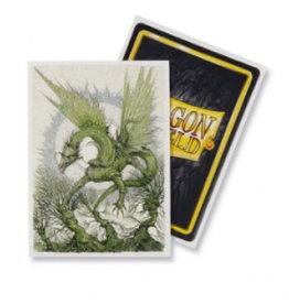 DS - Standard Sleeves Dragon Shield Standard Art Sleeves - Matte Gaial (100 Sleeves)