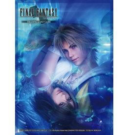 FF - Zubehör Final Fantasy TCG Supplies - Sleeves - FFX HD Remaster – Tidus/Yuna (60 Sleeves)