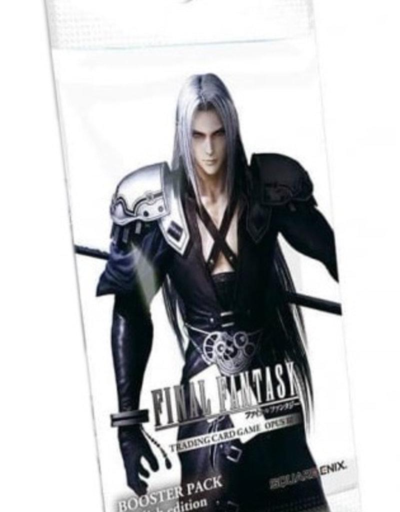 FF - Opus 3 Final Fantasy TCG Opus 3 - Booster Pack - EN