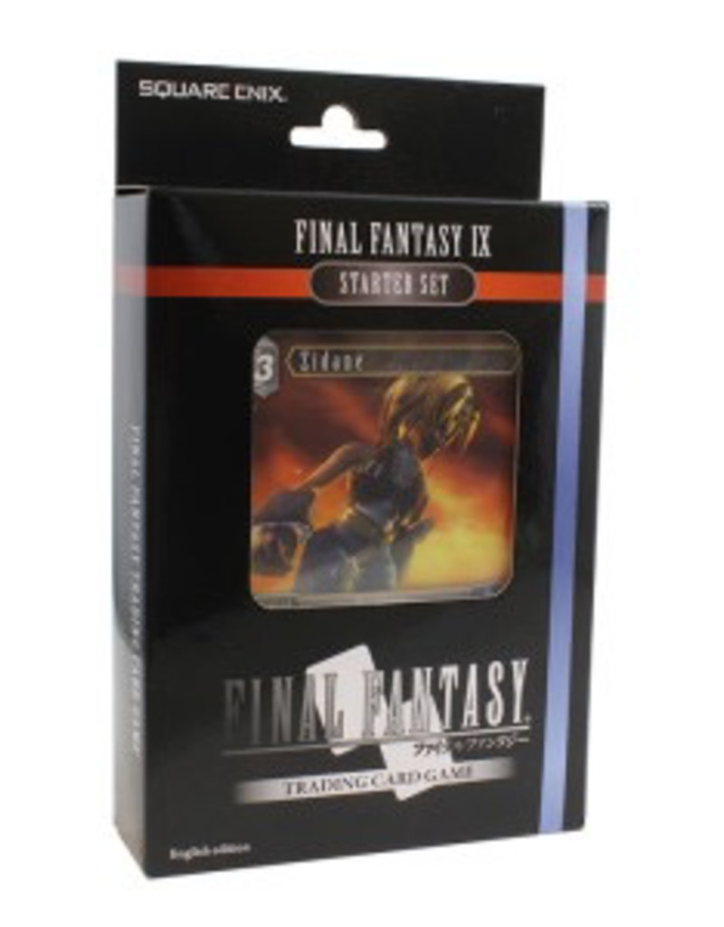 FF - Starter Deck Final Fantasy TCG: Final Fantasy 9 - Starter Set - EN
