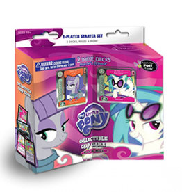 MLP - Rock 'N' Rave Rock 'N' Rave 2-Player Theme Deck EN