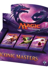 MTG - Iconic Masters MTG - Iconic Masters 2017 - Booster Display (24 Packs) - EN