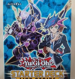YGO - Structure Deck YGO - Starter Deck 2017: Link Strike - Deck - DE