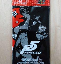 WS - Persona Weiß Schwarz - Booster: Persona 5 - EN