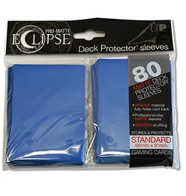 UP - Standard Sleeves UP - Standard Sleeves - PRO-Matte Eclipse - Blue (80 Sleeves)