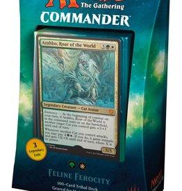 MTG - Commander MTG - Commander 2017 Deck - EN - Feline Ferocity