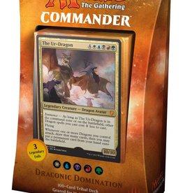 MTG - Commander MTG - Commander 2017 Deck - EN - Draconic Domination