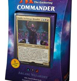 MTG - Commander MTG - Commander 2017 Deck - EN - Arcane Wizardry