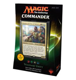 MTG - Commander MTG - Commander 2016 Deck - EN - Stalwart Unity