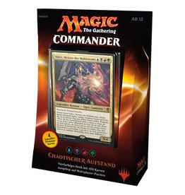 MTG - Commander MTG - Commander 2016 Deck - DE - Chaotischer Aufstand