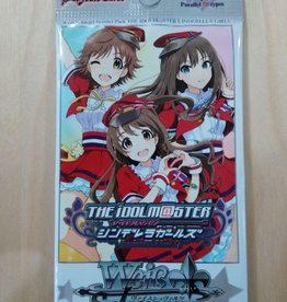 WS - The Idolmaster The Idol Master Cinderella Girls - Booster - EN